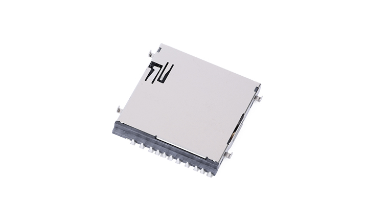FCD133  SD card connector(H3.15mm)(Push to Push)