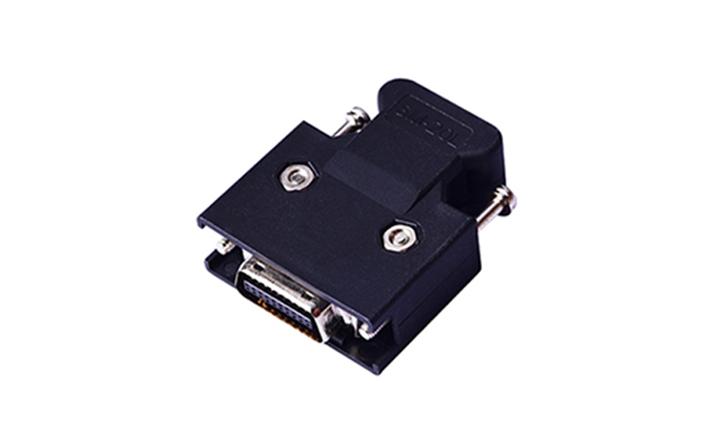 FCSXX04 SCSI Connector  Male Welding Type