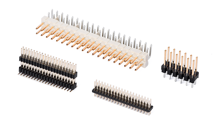 The development of connectors should be miniaturized (because many products face smaller and lighter developments, there are certain requirements for the pitch and appearance size