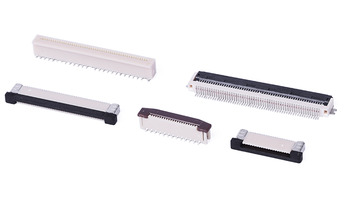 FFC connectors are commonly used in signal transmission equipment. The types of FFC connectors required for different devices are different.