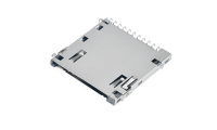 FCD132  SD card connector(H2.8mm)(Push to Push)