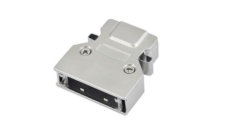 FCS2608-C100B  SCSI metal hood 26Circuits