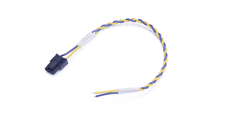 Single Conductor Cable :HG30002-3P TO Tinned 3mm  L=180mmm