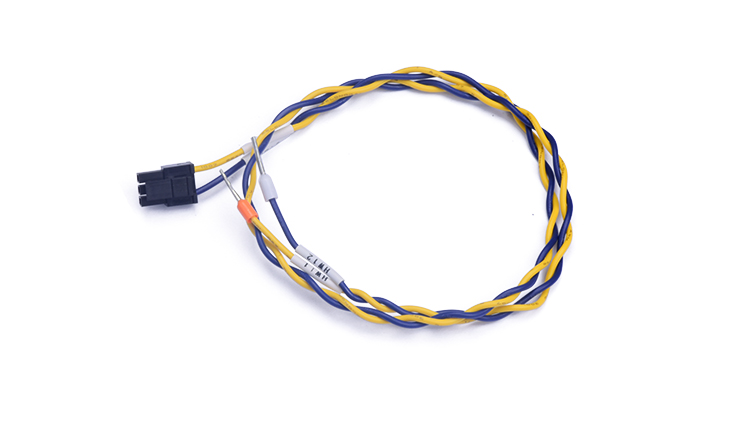 Single Conductor Cable: HG30002-3P TO ET2210 L=480mmm