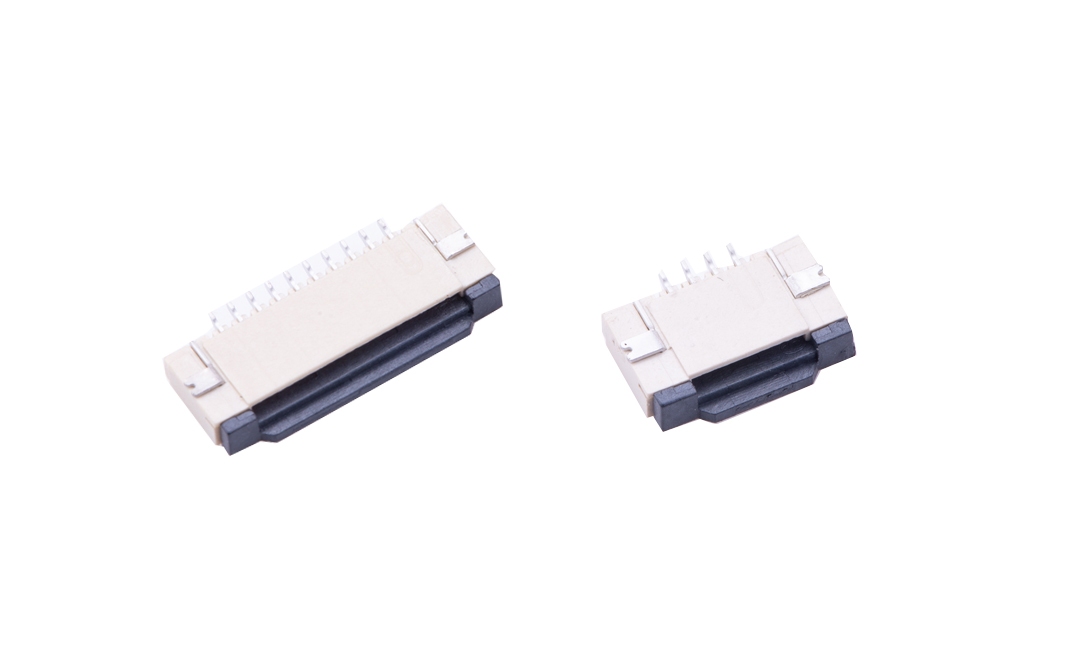 FFC10032 FPC/FFC connector 1.0mm Lower Contact(H2.13)(SMT)