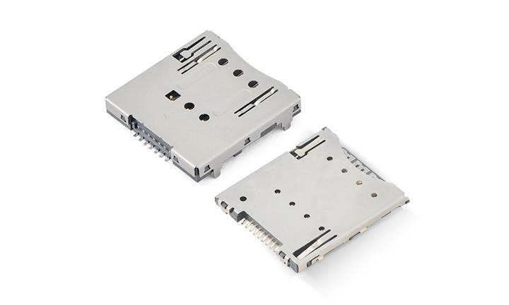 SD Card Connectors